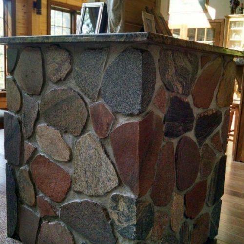 Flooring - Glacial Till Thin Veneer Column