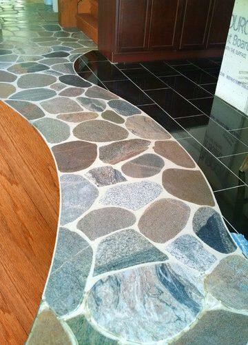 Glacial Till Flooring