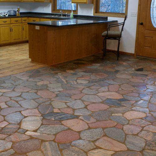 Thin Veneer - Kitchen Floor